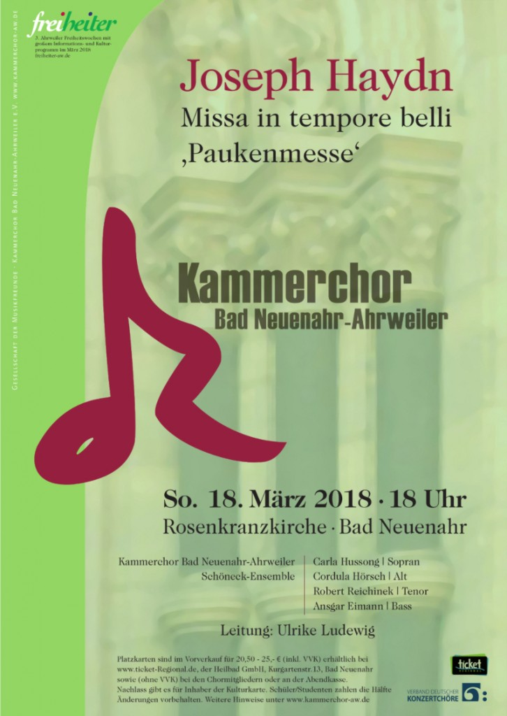 Plakat Haydn